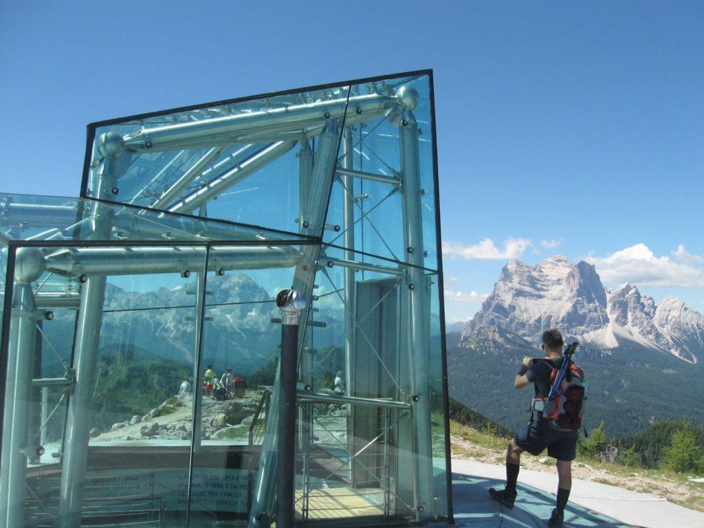 marketing di destinazione per le Dolomiti
