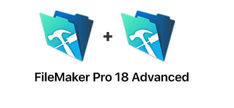 FileMaker 18: special 2 for 1 discount