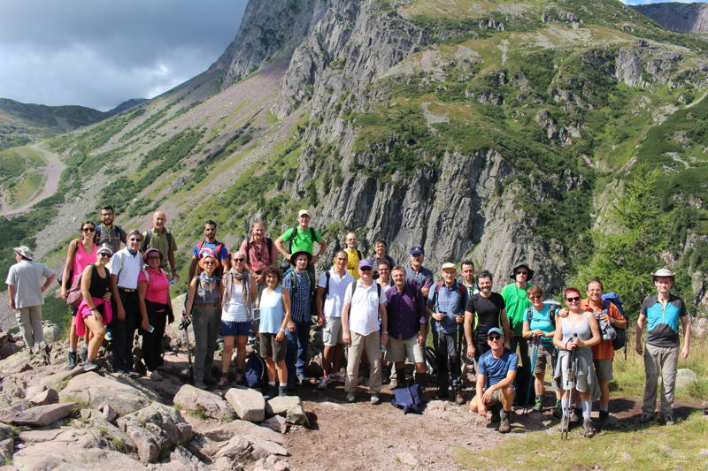 "Progetto ""Summer School in the Dolomites"""