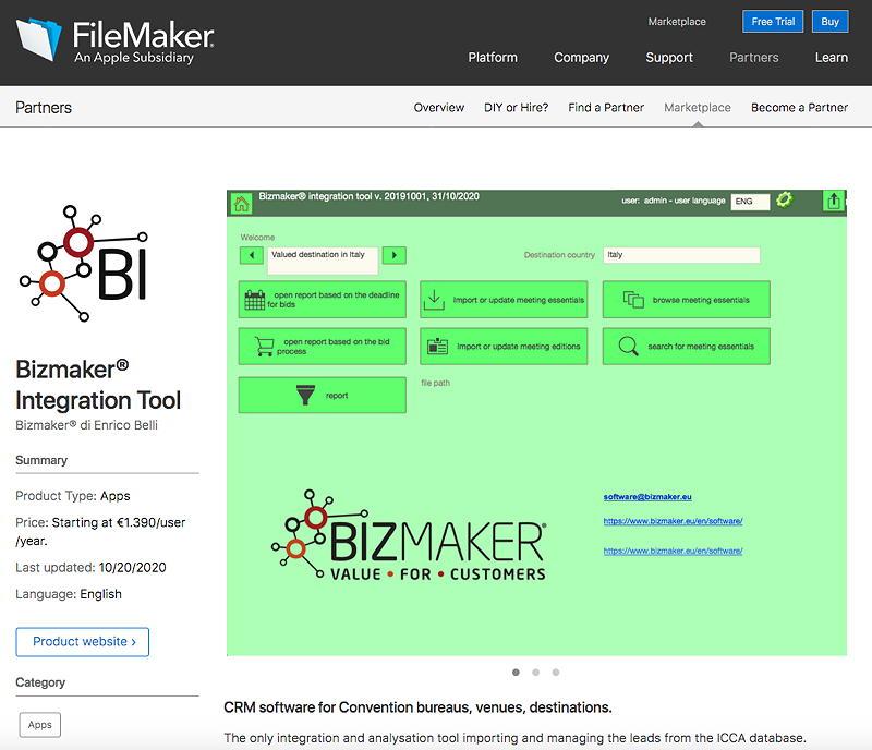 FileMaker 19